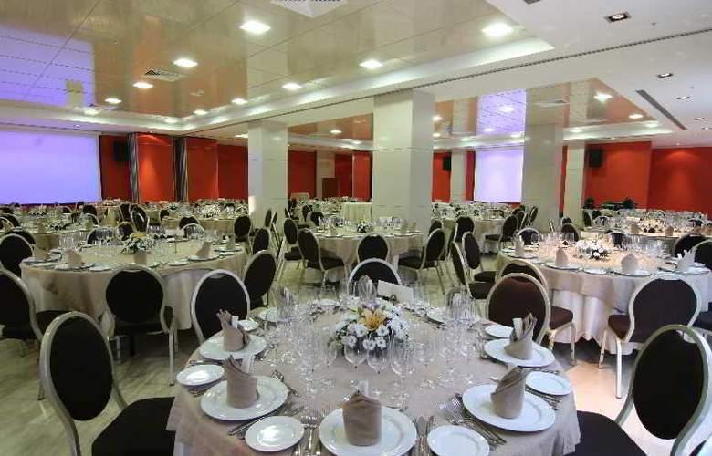 Atiram Gran Hotel Don Manuel - Restaurant - 9