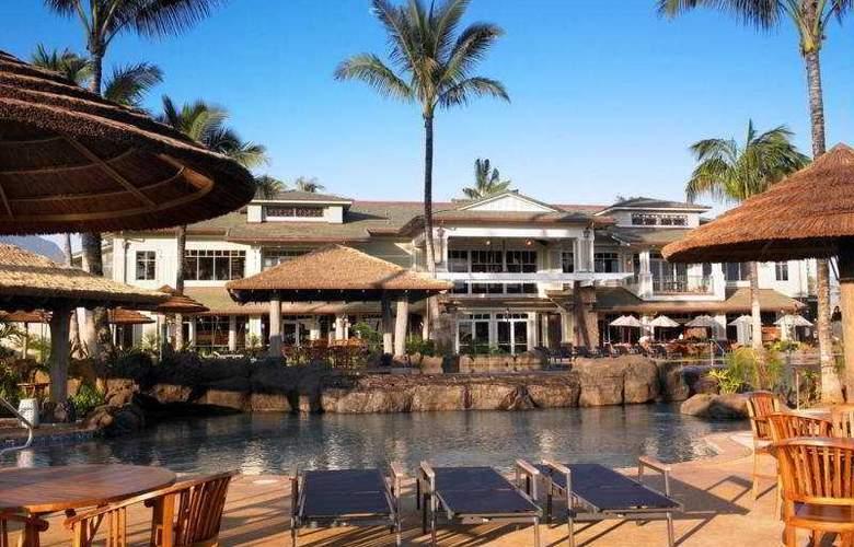 Westin Princeville Ocean Resort Villas - Pool - 9