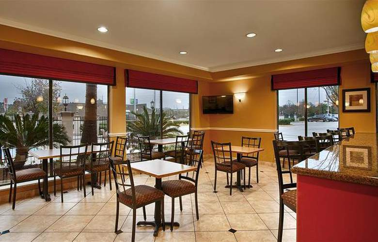 Best Western Greenspoint Inn and Suites - Restaurant - 150