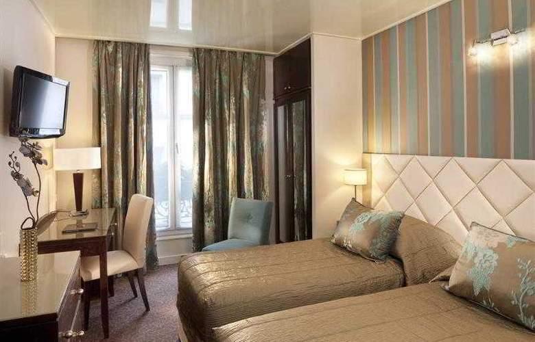 Best Western Anjou Lafayette Opéra - Hotel - 15