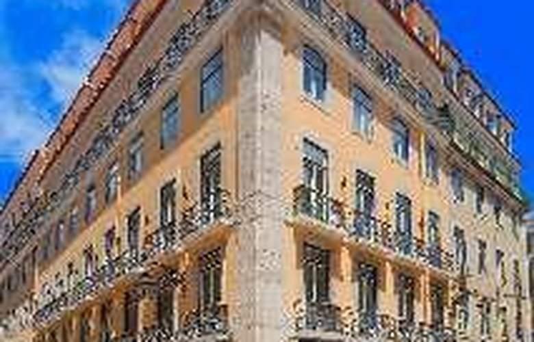 Santa Justa Lisboa - Hotel - 0