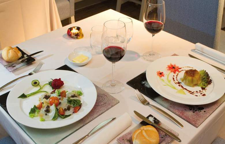 Hotel Riu Palace Oasis - Restaurant - 23