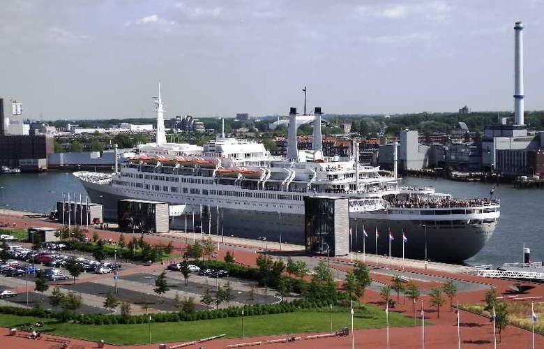 SS Rotterdam by Westcord Hotels - Hotel - 6