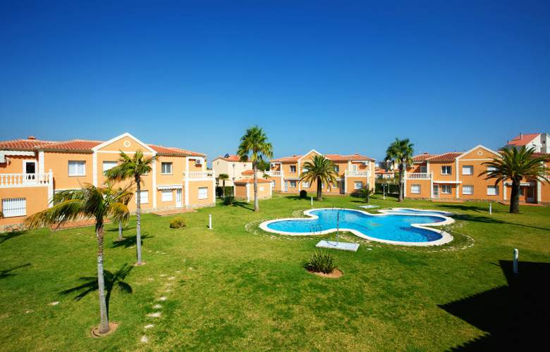 Apartamentos Oliva Nova Golf - Hotel - 9
