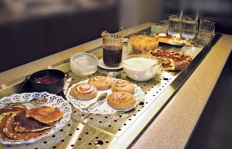 Best Western Plus Hordaheimen - Restaurant - 34