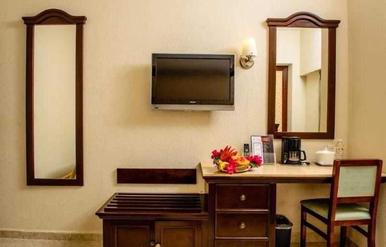 Plaza Campeche - Room - 2