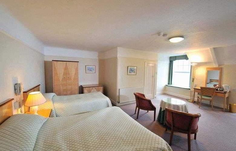 Best Western Bristol - Hotel - 48