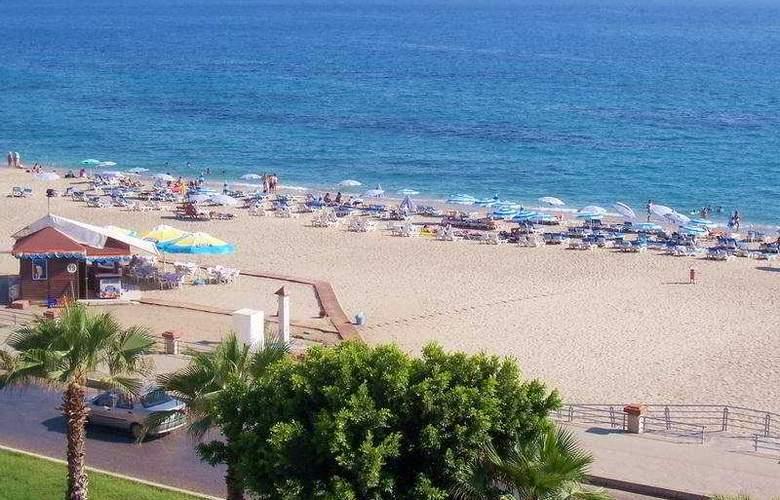 Kleopatra Balik Hotel - Beach - 8