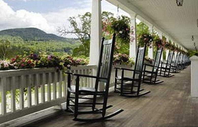 Eagle Mountain House & Golf Club - Terrace - 6