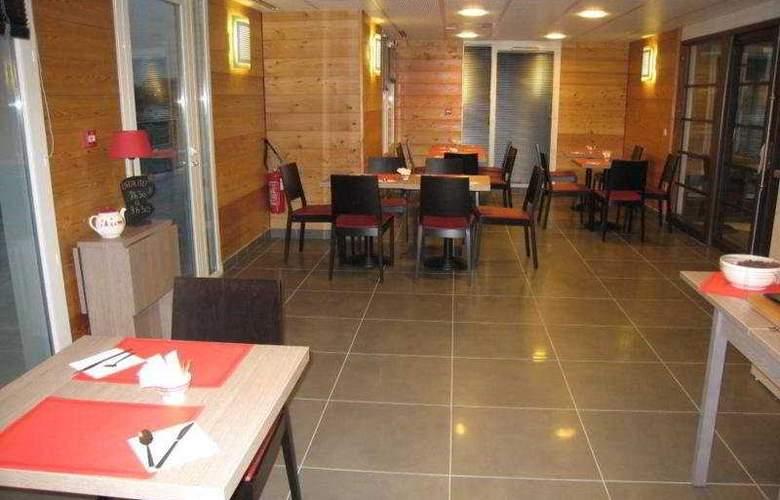 Séjours & Affaires Geneve Gex Les Rives Du Leman - Restaurant - 7