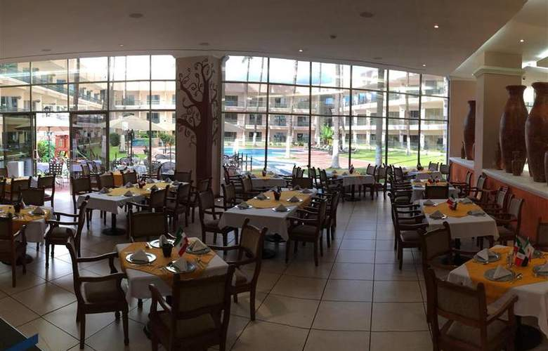 Best Western Nekie Tepic - Restaurant - 56