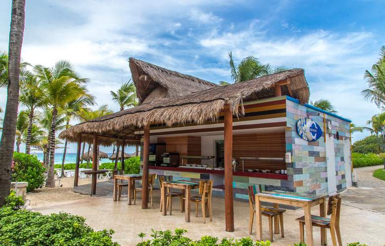 Sandos Playacar Beach Experience Resort - Bar - 6