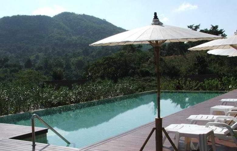 Wanasom Wellness And Aesthetic Resort - Pool - 7