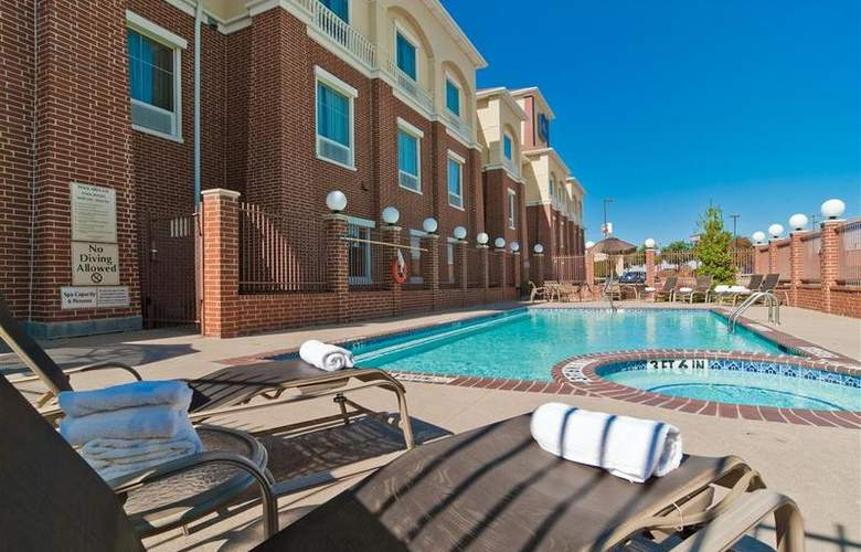 Best Western Plus Duncanville/Dallas - Pool - 102