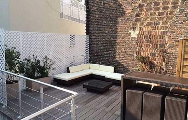 Korner Montparnasse Hotel - Terrace - 7