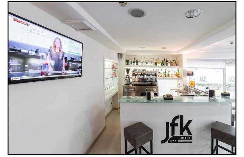 JFK hotel - Bar - 19