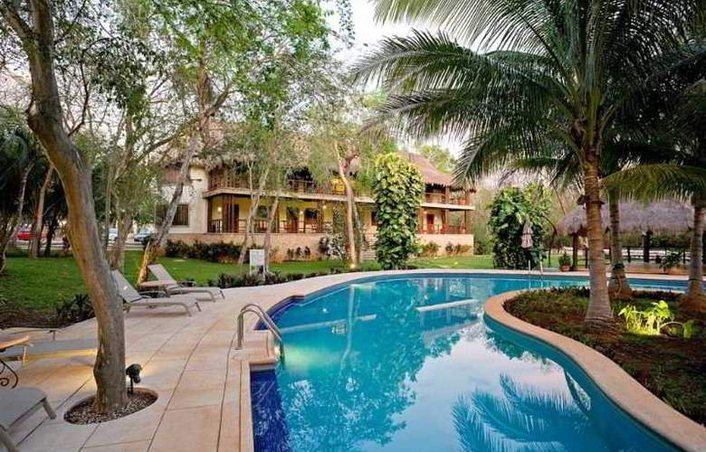 The Lodge at Uxmal - Pool - 2