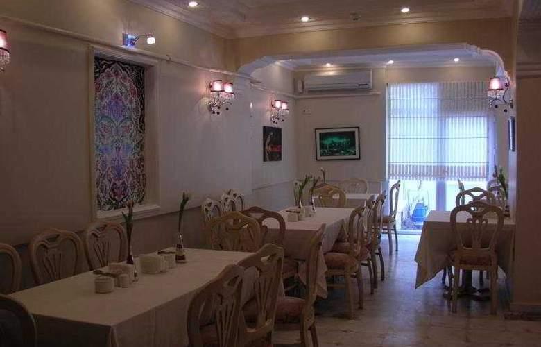 Diva´s Hotel - Restaurant - 3