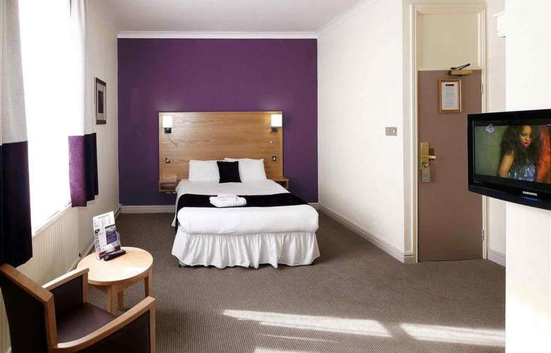 Mercure Chester North Woodhey House Hotel - Room - 27