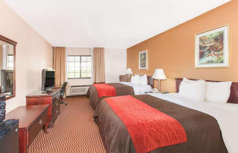 Baymont by Wyndham Oklahoma City Edmond - Room - 9