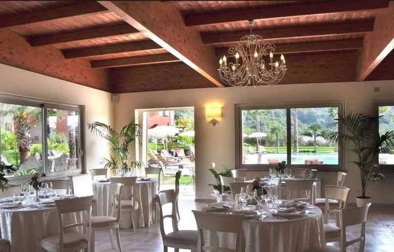Alcantara Resort - Restaurant - 8