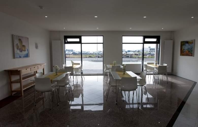 Airport Hotel Aurora Star - Restaurant - 7