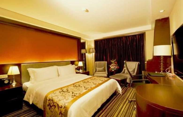 Leeden Hotel Chengdu - Room - 6