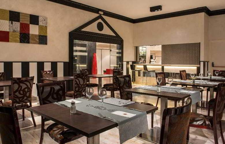 Salles Malaga Centro - Restaurant - 29