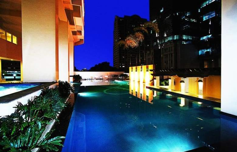 The Exchange Regency Residence Hotel - Hotel - 3