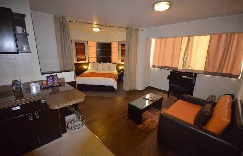 QP Hotels Lima - Room - 3