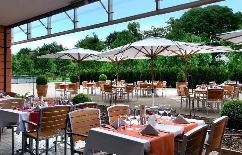 Lyon Marriott Hotel Cité International - Restaurant - 15