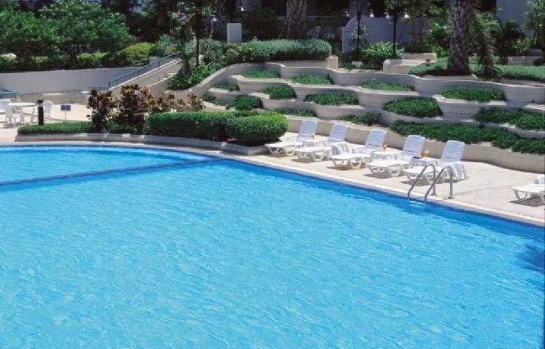 Riverine Place Riverside Serviced Apartment - Pool - 8