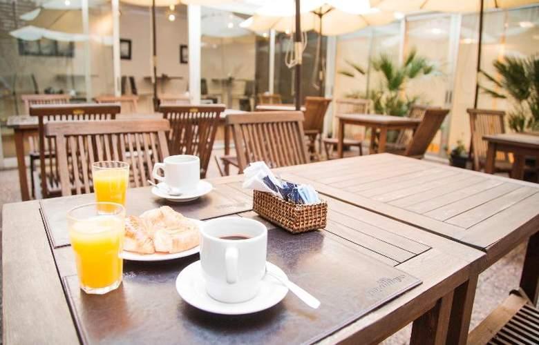 Punta Trouville Apart - Restaurant - 19