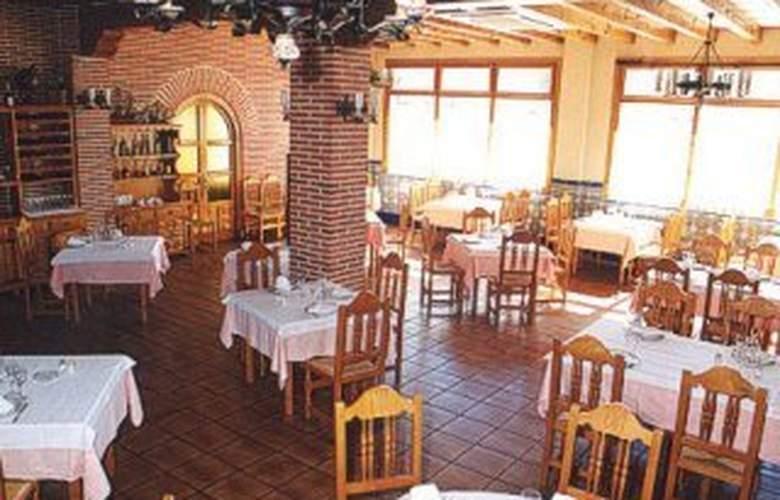 Ruta de Castilla - Restaurant - 2