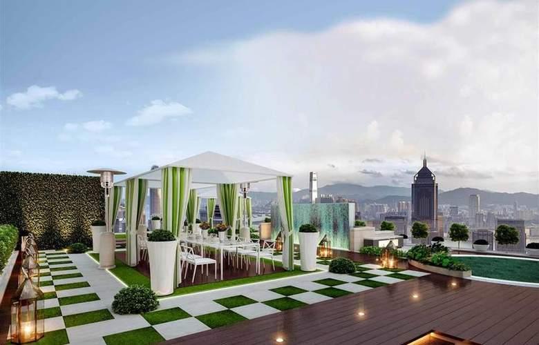 The Park Lane Hong Kong - Hotel - 9