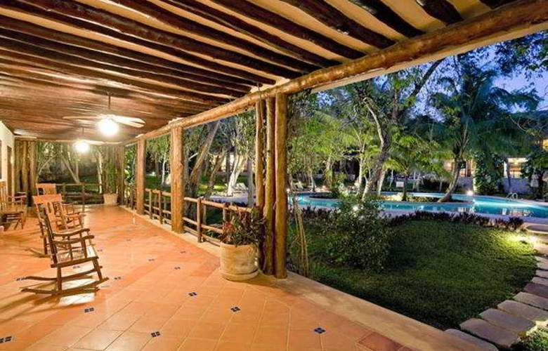 The Lodge at Uxmal - Terrace - 6
