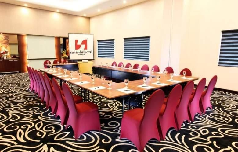 Swiss-Belhotel Ambon - Conference - 10