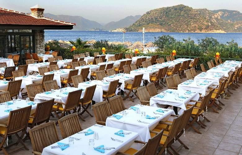 Marti Resort Hotel - Restaurant - 6