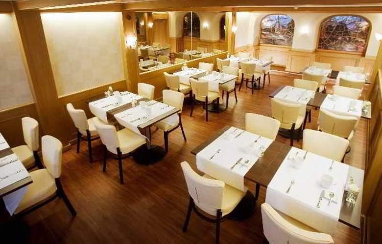Bilderberg Jan Luyken - Restaurant - 8
