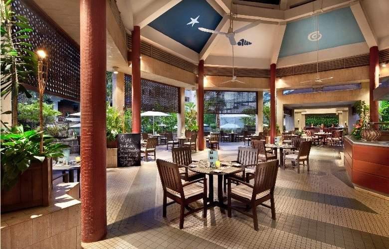 Hilton Yaounde hotel - Restaurant - 15