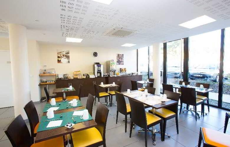 All Suites Appart Hotel Pau - Restaurant - 16