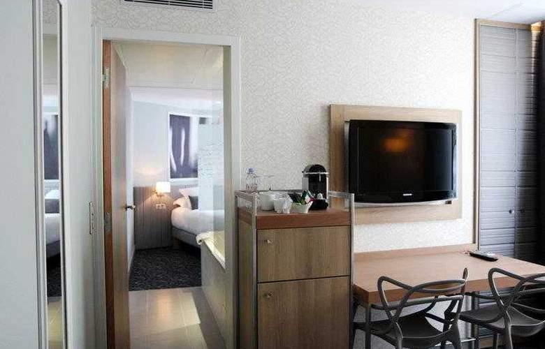 Best Western Hôtel Littéraire Premier Le Swann - Hotel - 23