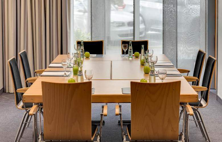 Park Inn by Radisson Berlin City West - Conference - 15
