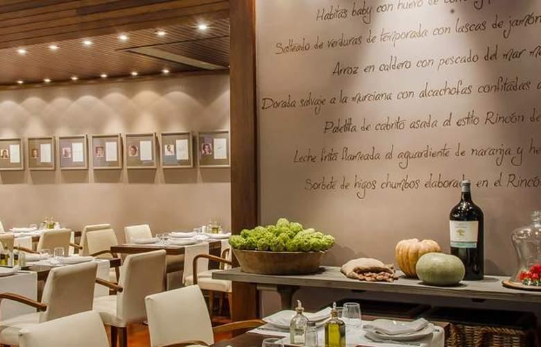 Tryp Murcia Rincón de Pepe - Restaurant - 19