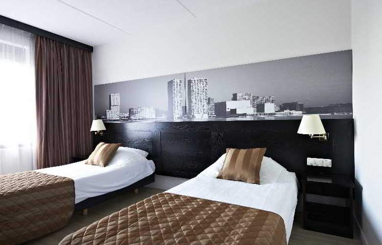 Bastion Hotel Almere - Room - 3