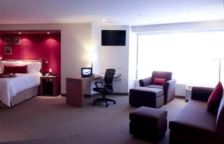 Hampton Inn By Hilton Guadalajara - Expo - Room - 19