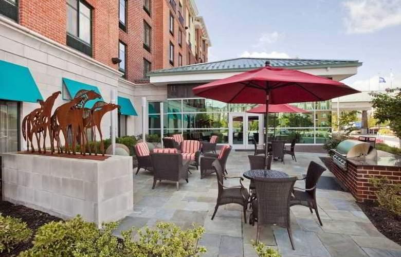 Homewood Suites by Hilton Rockville-Gaithersburg - Terrace - 11