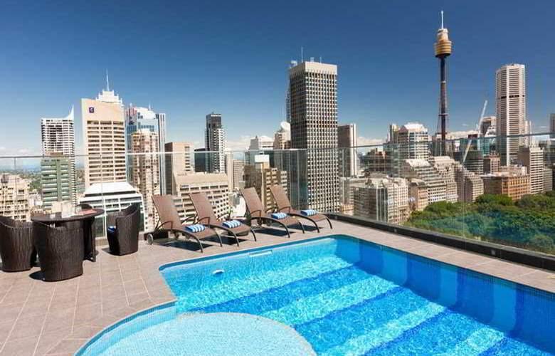 Pullman Sydney Hyde Park - Pool - 4