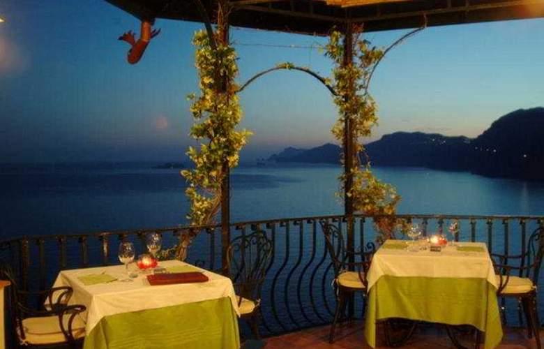 Grand Hotel Tritone - Restaurant - 8