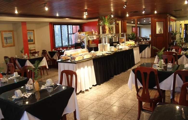 Harbor Hotel Batel - Restaurant - 26